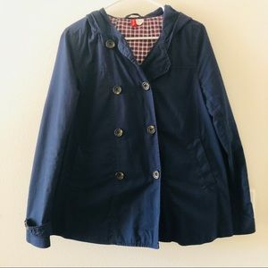 H&M   Lightweight Swing Raincoat with Hood 🌧 ☔️